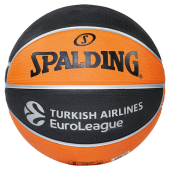 SPALDING Euroleague TF 150 (Size 5, 7)